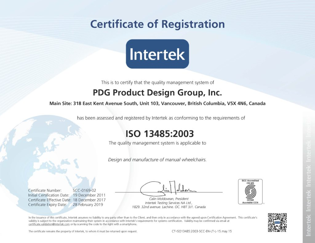 Iso 13485 Re Certification